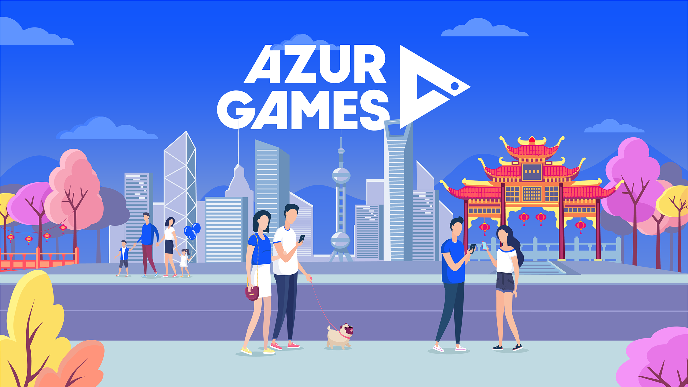 AZUR GAMES China